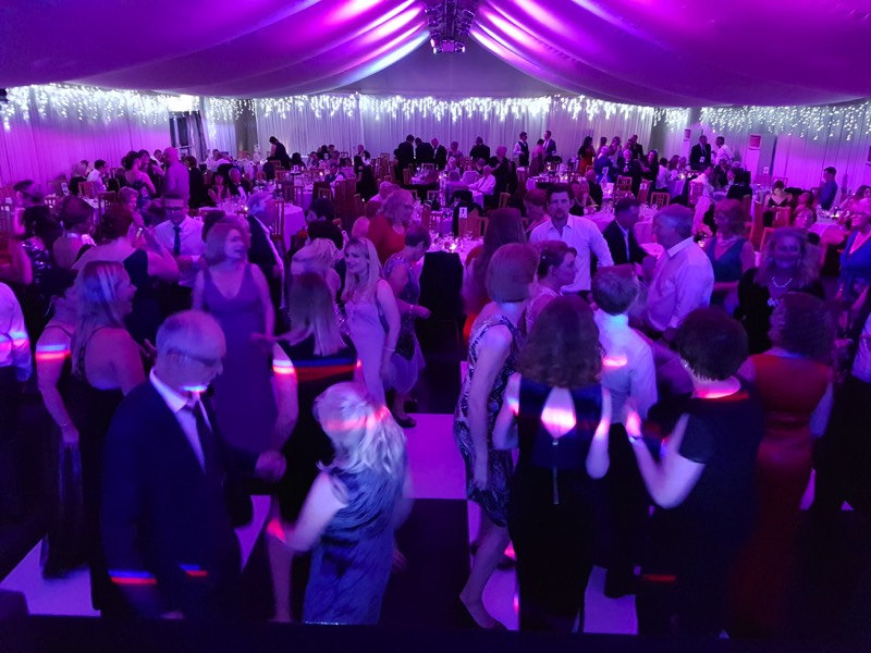 Sproston Manor Hotel Disco
